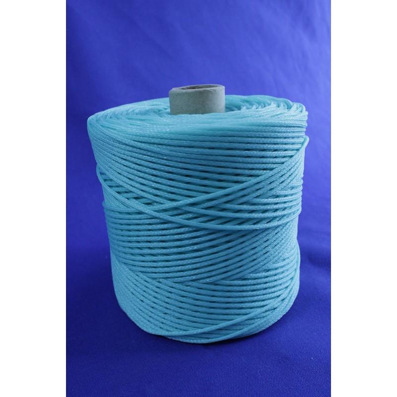 Fio de nylon entrançado de 1 mm (quadrado)