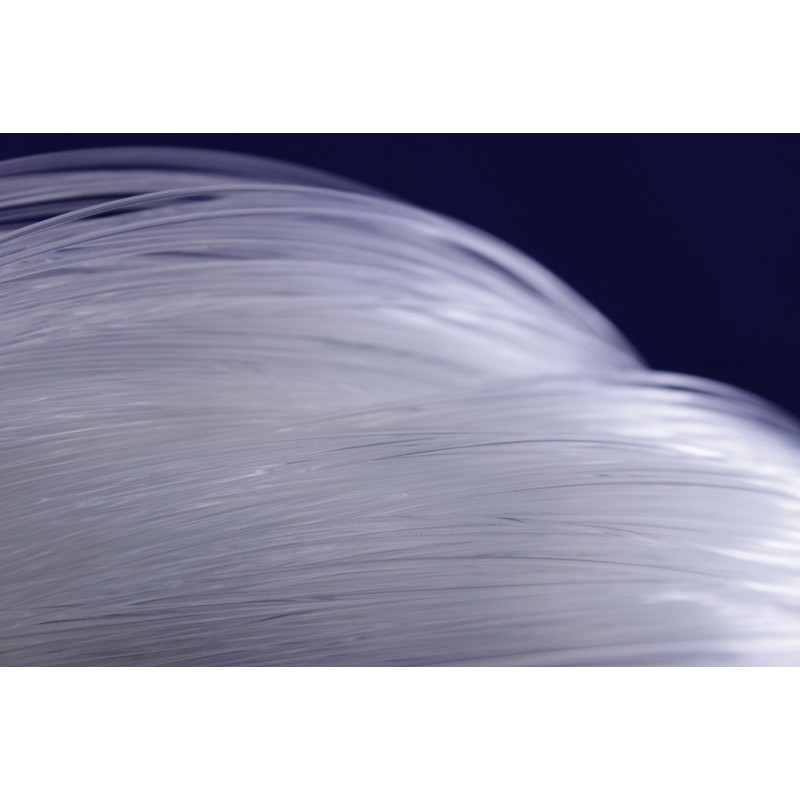 Fio Monofio em Meadas Tipo NH Branco (Kg) 0,70