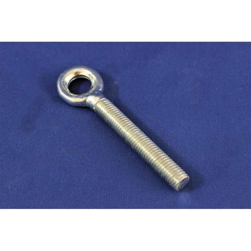 Olhais de esticadores zincados 14 mm