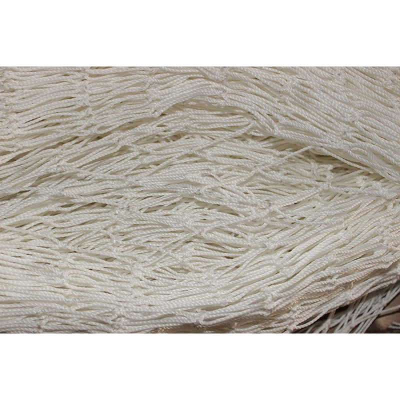 Rede de Fio Nylon 210/5 Branca