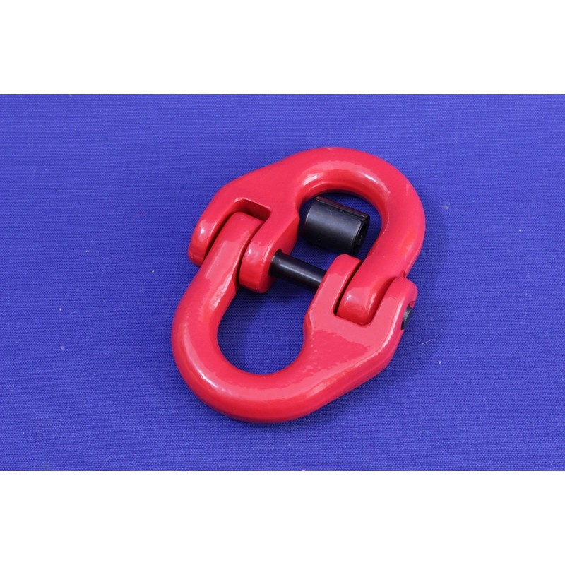 Elos de ligação p/ corrente alloy 6 mm Swl 1,12 Ton