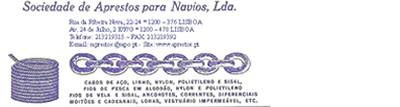 Sociedade de Aprestos para Navios, Lda